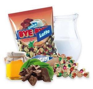 Caramelle Mangini Bye Bye Latte 150 gr