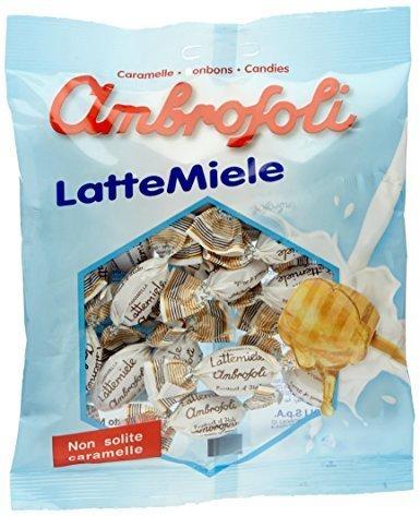 Caramelle Ambrosoli Latte e Miele 135 gr