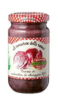 Crema Di Radicchio Le Conserve Della Nonna 190 gr