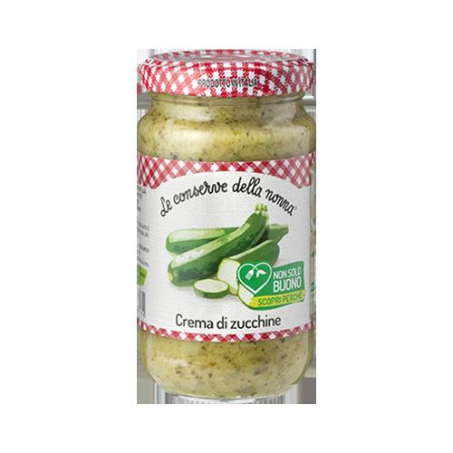 Crema Di Zucchine Della Nonna 190 gr