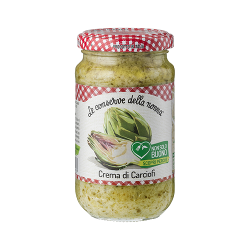 Crema Di Carciofi Della Nonna 190 gr