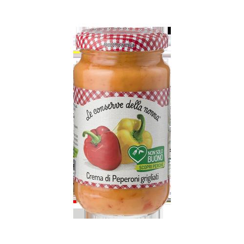 Crema Di Peperoni La Cucina Della Nonna 190 gr