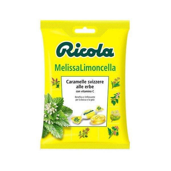 Ricola Melissa Limone Busta 70 gr