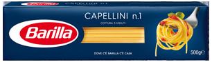 Capellini n.1 Barilla 500 gr