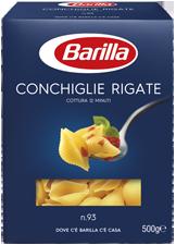 Conchiglie Rigate Barilla 500 gr
