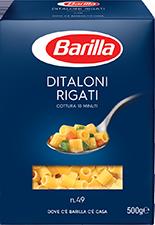 Ditaloni Barilla 500 gr