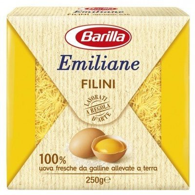 Filini All'Uovo Emiliane Barilla 250 gr