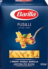 Fusilli Barilla 500 gr