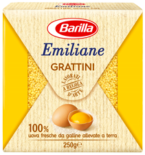 Grattini All'Uovo Emiliane Barilla 250 gr