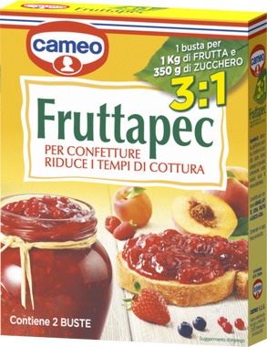 Fruttapec Cameo 3 A 1 50 gr
