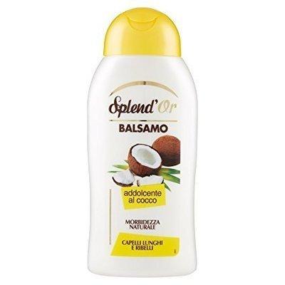 Balsamo Addolcente Al Cocco Splend'Or 300 ml