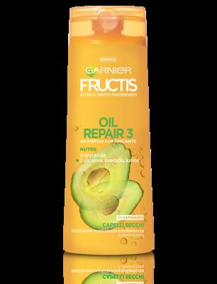 Fructis Shampoo Oil Repair 250 ml