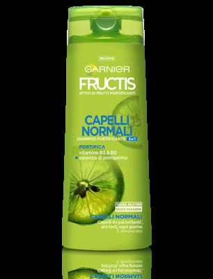 Fructis Shampoo 2 In 1 Capelli Normali 250 ml
