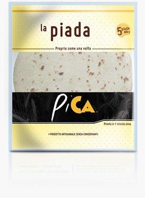Piadina Pica Classica 600 gr
