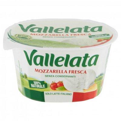 Mozzarella Vallelata Galbani 125 gr