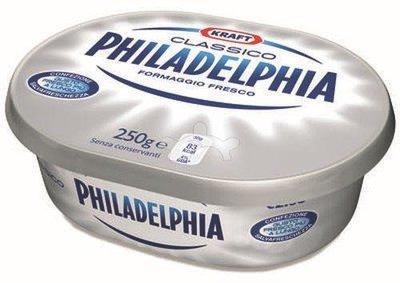 Philadelphia Formaggio Fresco 250 gr