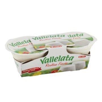 Ricotta Vallelata 100 gr x 2