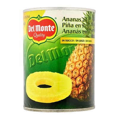 Ananas Al Naturale Del Monte 565 gr
