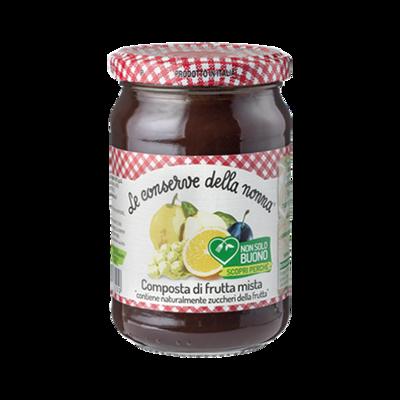 Composta Di Frutta Senza Zucchero Le Conserve Della Nonna 330 gr