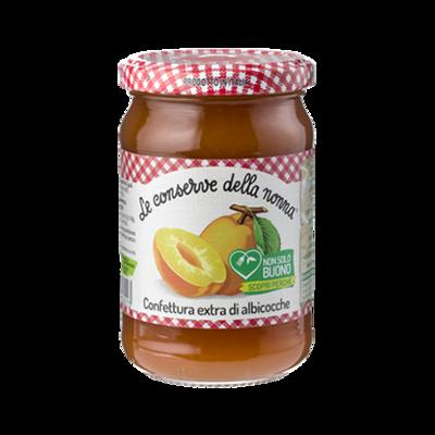 Confettura Extra Di Albicocche Le Conserve Della Nonna 330 gr