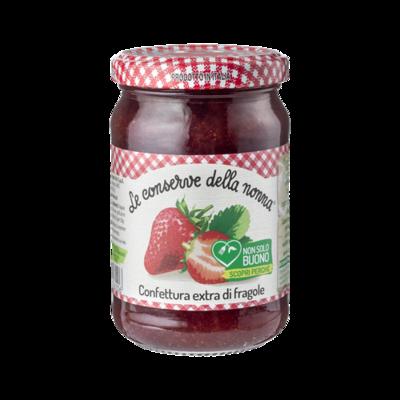 Confettura Extra Di Fragole Le Conserve Della Nonna 330 gr