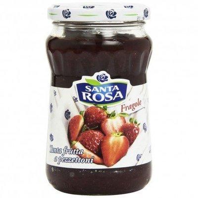 Confettura Extra Fragole Santa Rosa 350 gr