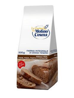 Farina Integrale Molino Cosma 500 gr