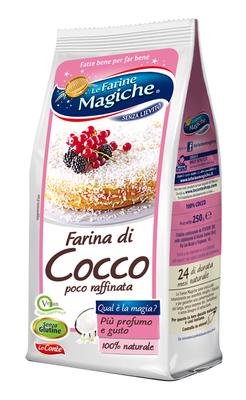 Farina Di Cocco Grattugiato 250 gr
