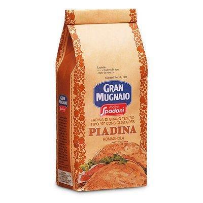 Farina Per Piadina Spadoni 1 kg