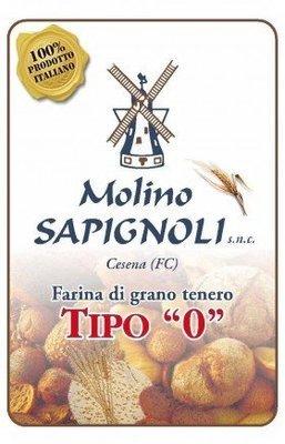 Farina Sapignoli 0 5 kg