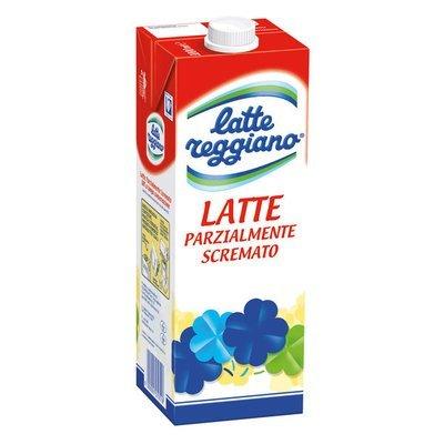 Latte Parzialmente Scremato A Lunga Conservazione Latte Reggiano 1 l