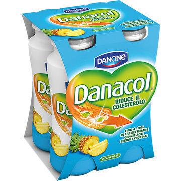 Danacol Danone Ananas 400 gr