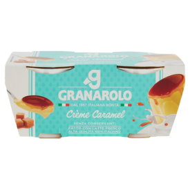 Budino Granarolo Crème Caramel 220 gr