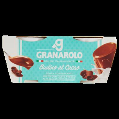 Budino Granarolo Cioccolato 220 gr