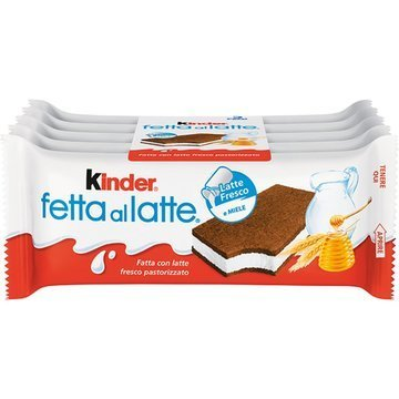 Kinder Fetta Al Latte 140 gr