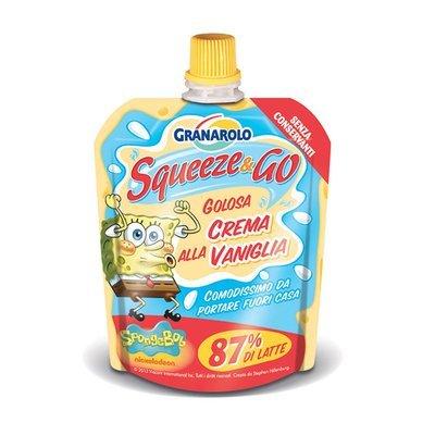 Squeeze & Go Granarolo 85 gr