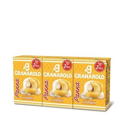 Panna Da Cucina Granarolo 100 X 3 300 ml