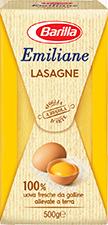 Lasagne Emiliane Barilla 500 gr
