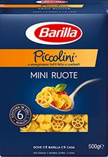 Mini Ruote Barilla 500 gr