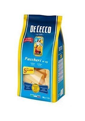 Paccheri De Cecco 500 gr