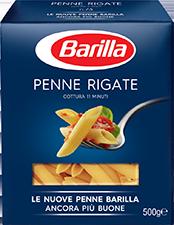 Penne Rigate Barilla 500 gr