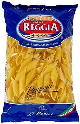 Pennoni Lisci Pasta Reggia 500 gr