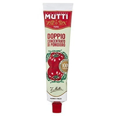 Doppio Concentrato Mutti Tubetto 130 gr