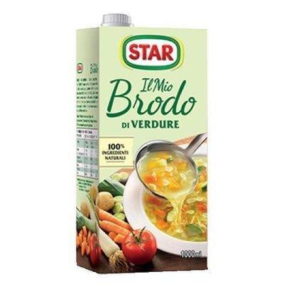 Brodo Pronto Star Verdure 1 lt