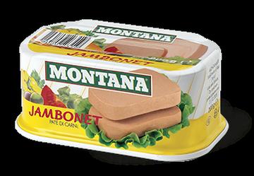 Carne Montana Jambonet 200 gr