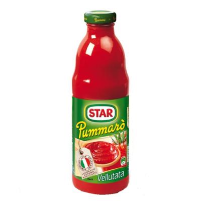 Passata di Pomodoro Pummarò Star 700 gr