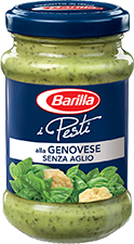 Pesto Alla Genovese Senza Aglio Barilla 190 gr