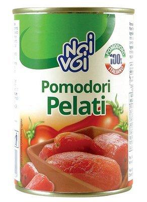 Pomodori Pelati Noi&Voi Barattolo 400 gr