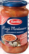 Ragù Montanaro Barilla 400 gr