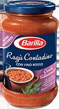 Ragù Contadino Barilla 400 gr